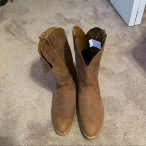 Masterson Boot Co. Size 12EW